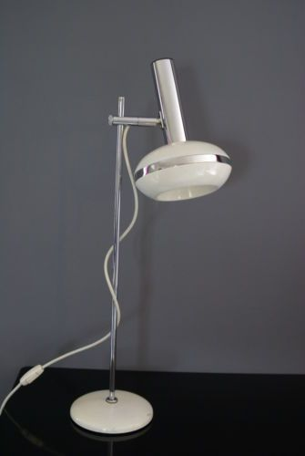 Rare Lampe De Bureau Fase 1960 Design Vintage Lamp Vintage Lamps Lamp Lighting Design