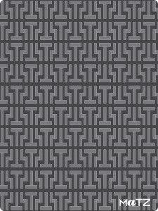 "Alba 48""x36"" Peel & Stick Floor Mat"