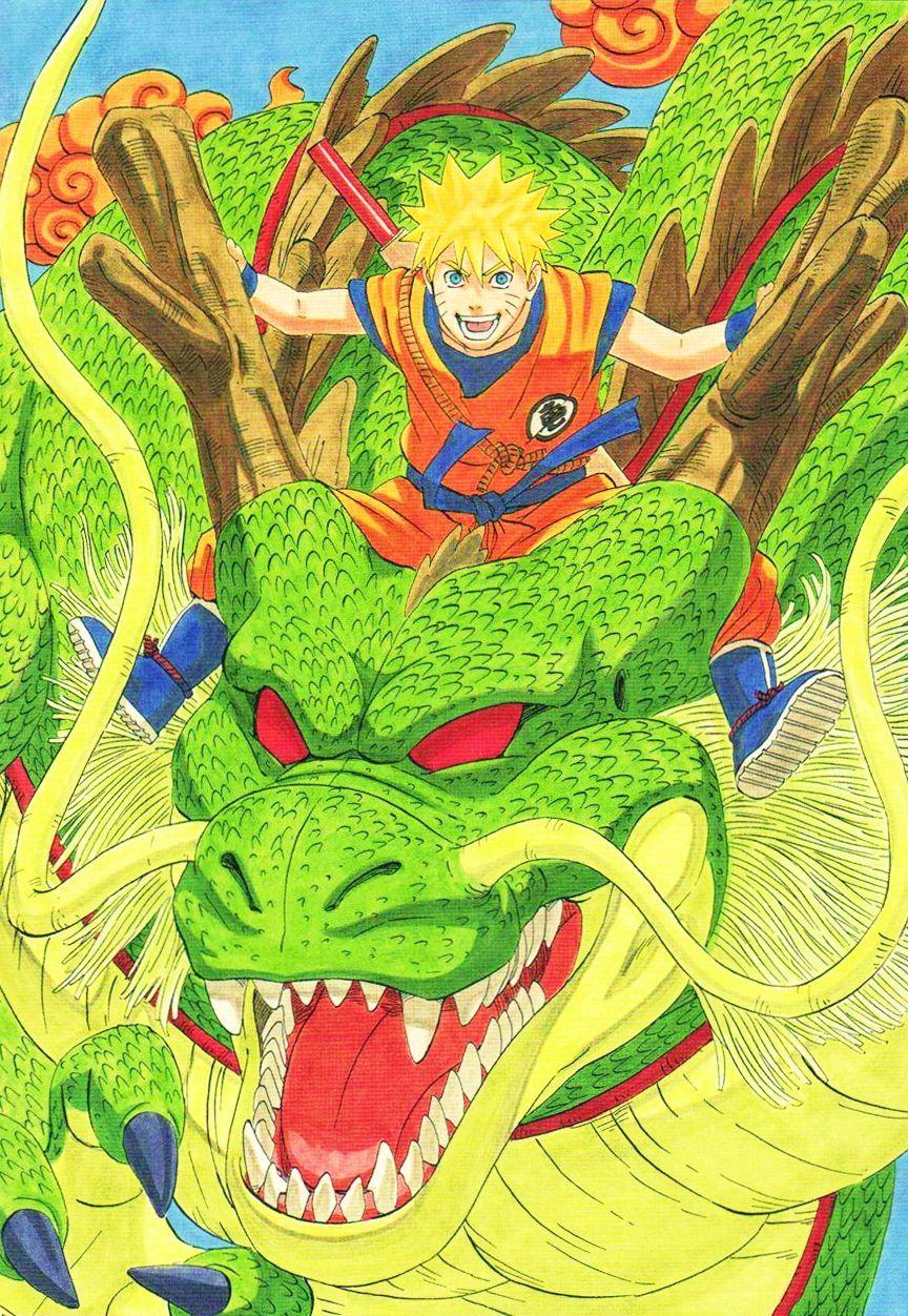 Masashi Kishimoto x Akira Toriyama | epic characters ...