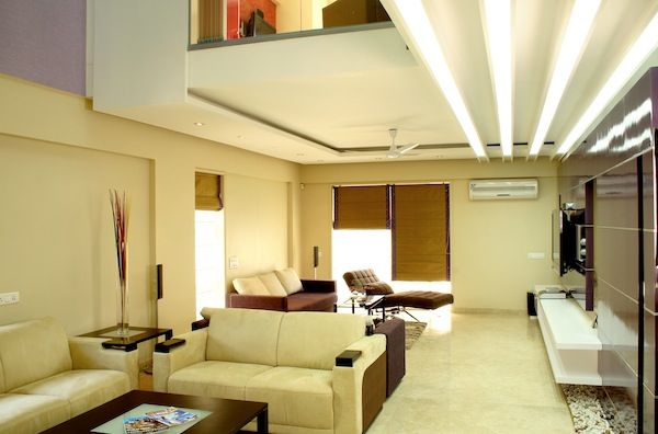 Designer Living Room Awesome Great Living Room Design  Noida Residence Inspirations Decorating Design
