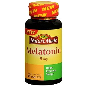 Melatonin White