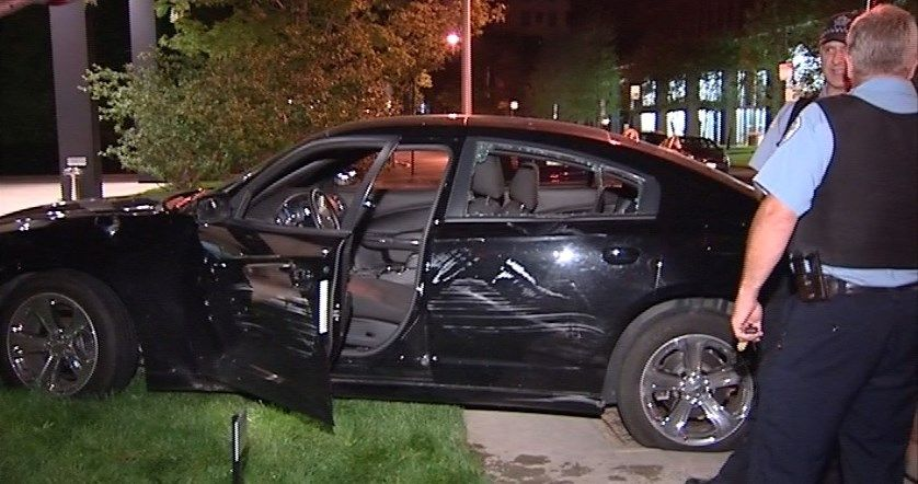 Man shot in Gold Coast drive-by; Chicago. June 2015 http://www.myfoxchicago.com/story/29283616/man-shot-in-gold-coast-drive-by