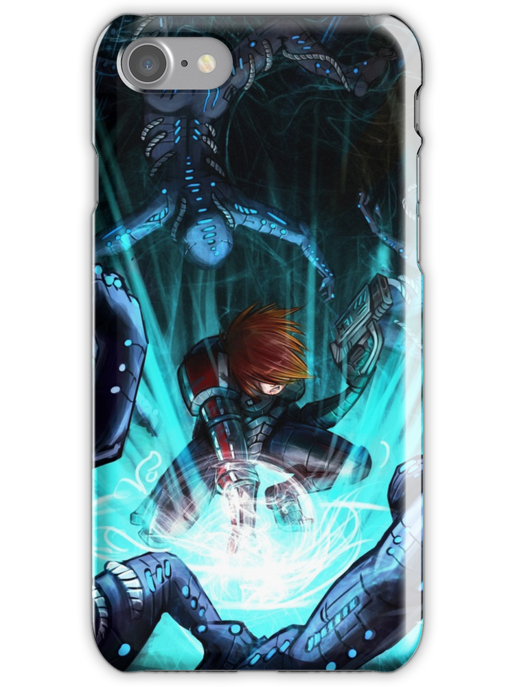 iphone 7 hülle mass effect
