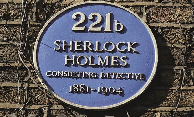 Discover Sherlock Holmess London – from 221B Baker Street to the bar where it all began