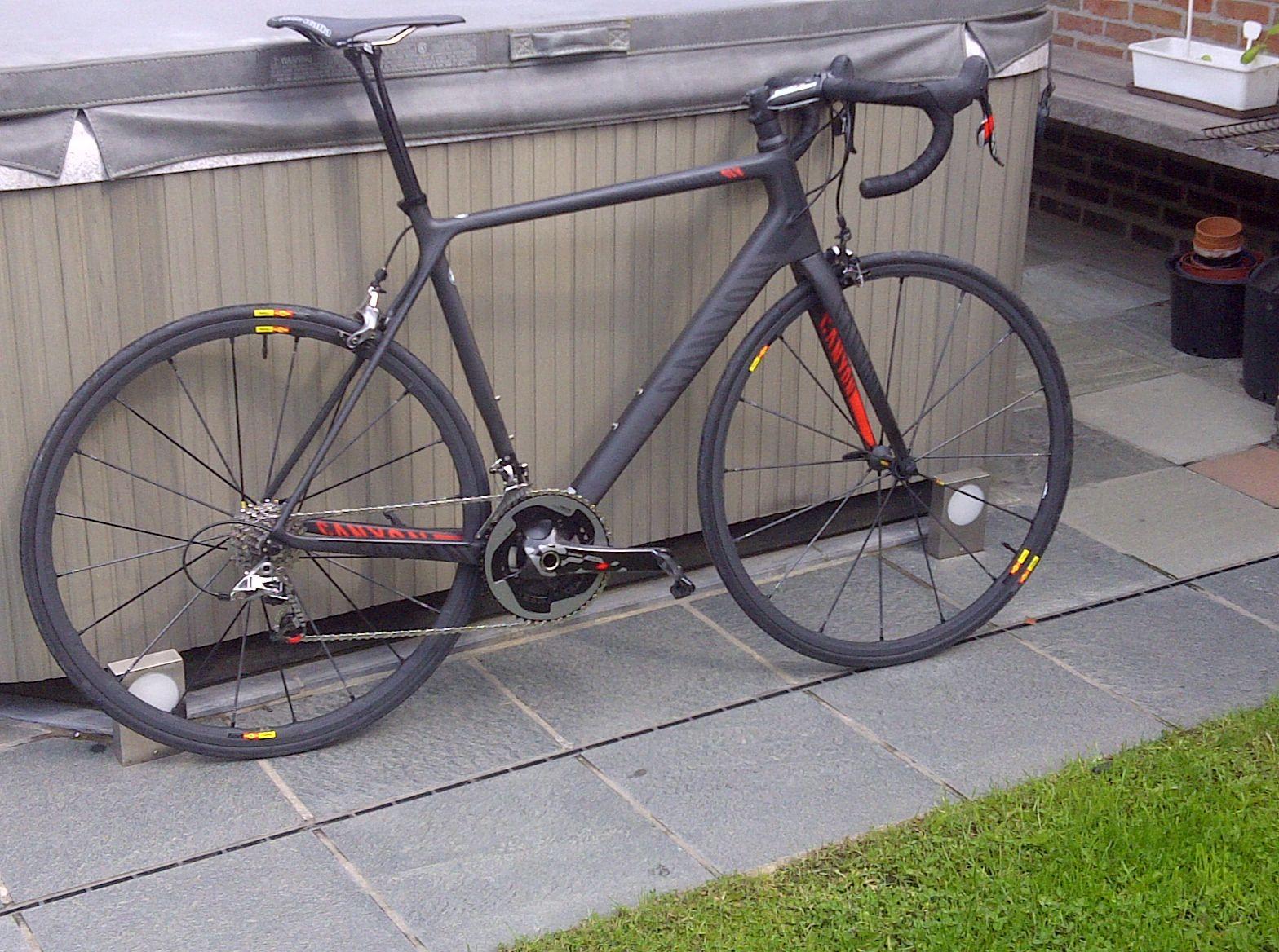 0d39c0519fa BikeRadar.com • View topic - Canyon ultimate CF SLX 9.0 SL | Bikes ...