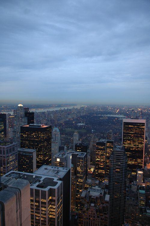 Imagem de city, light, and new york