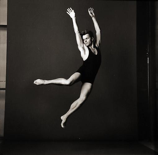 Mikhail Baryshnikov Ballet Dancer Portrait