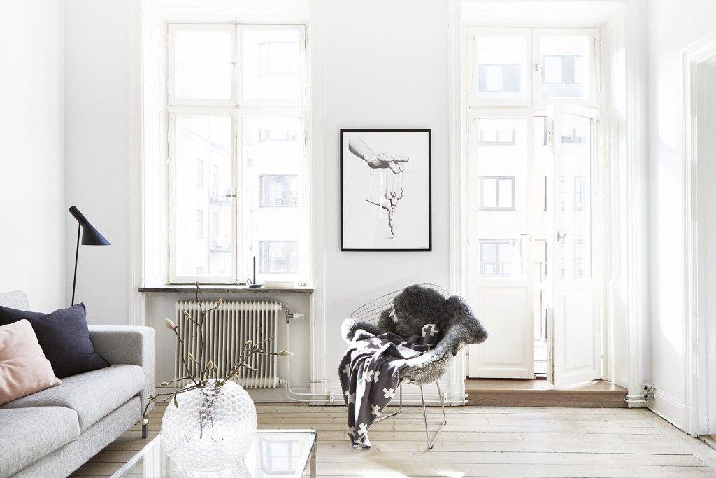 Skandinavische Wohnideen skandinavische wohnideen die farbe weiß livin mehr