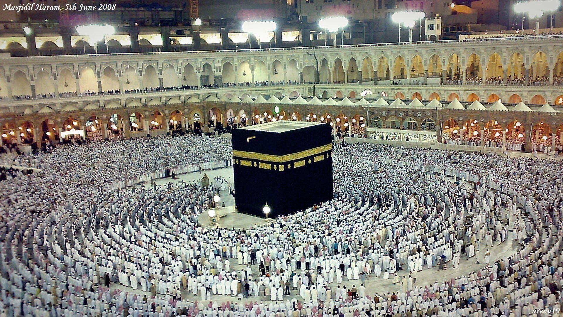 Mecca Madina Hd Wallpapers 1366x768 Group 57 Download For Free Perjalanan Berita Dubai
