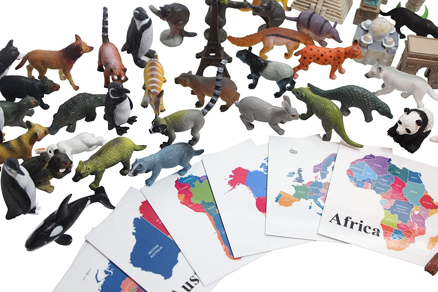 Continent Critters