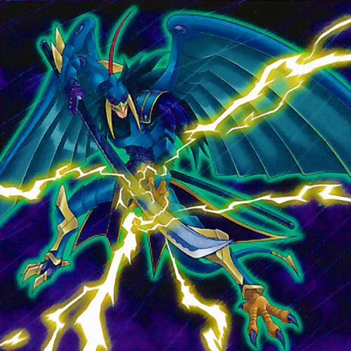 Assault Blackwing Sohaya the Rain Storm Character art
