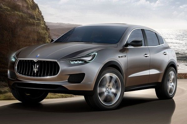 maserati follows the lead of other luxury brands and enters the