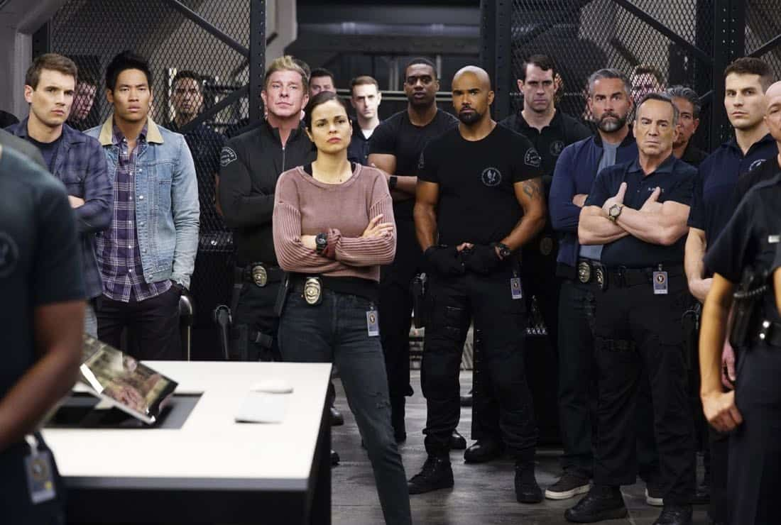 S.W.A.T Saison 1 Episode 14 En Streaming