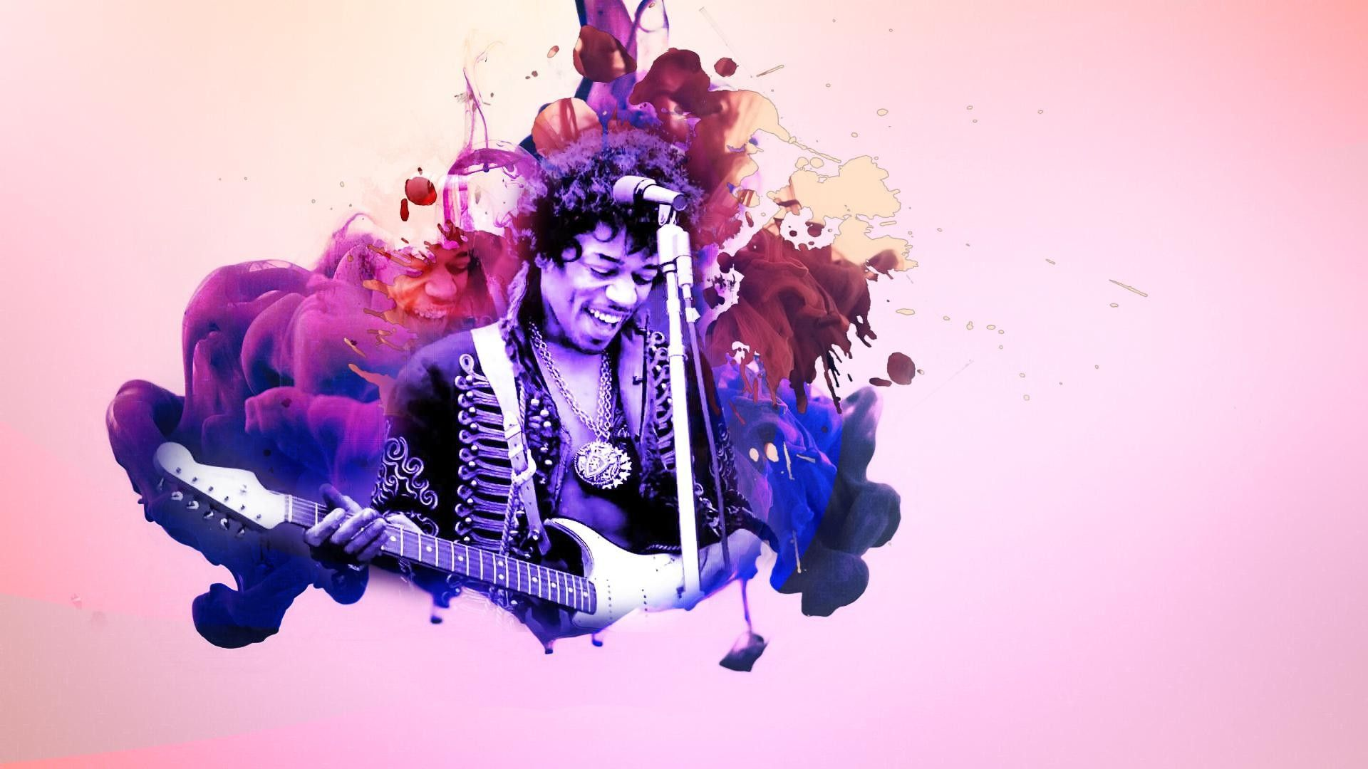 Hd Jimi Hendrix Wallpapers Wallpapers Backgrounds Images Art Photos Dzhimmi Hendriks