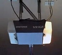 Image Result For Craftsman Garage Door Opener Troubleshooting
