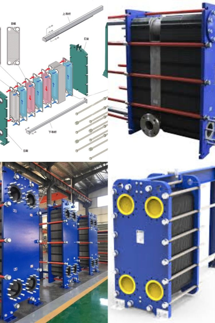 We Are Here To Provide Heat Transfer Solutions For Industries In