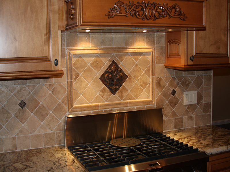 Custom Kitchen Backsplash | Custom Kitchen Backsplash Ideas San Jose Kitchens Bathrooms