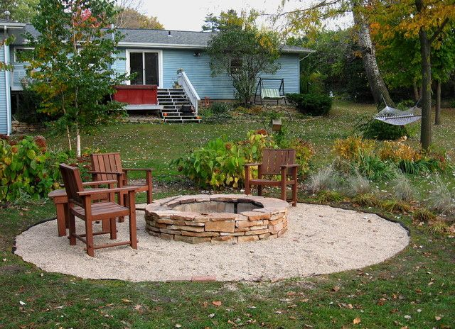 See how to build a cozy outdoor gathering place for less than $500 ...
