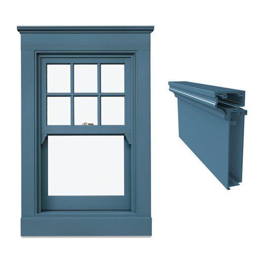 DIY Modern Easy Craftsman Window Trim | Craftsman window trim ...