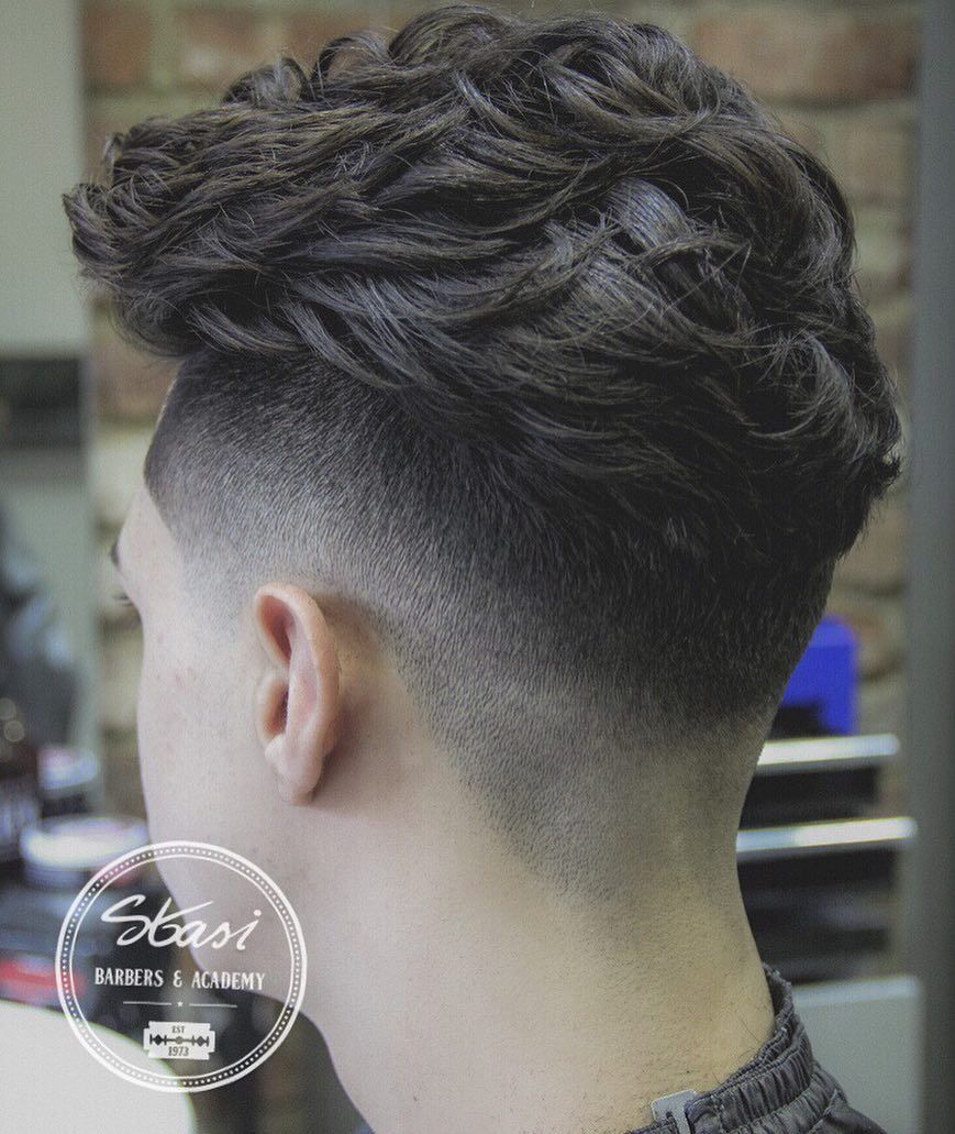 Hair cutting style of boy haircut by stasibarbers  metrez  favs  pinterest  haircuts