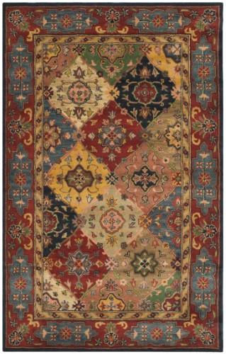Heritage Hg926 Hand Tufted Area Rug Multi Rugs On Carpet Traditional Rugs Traditional Area Rugs