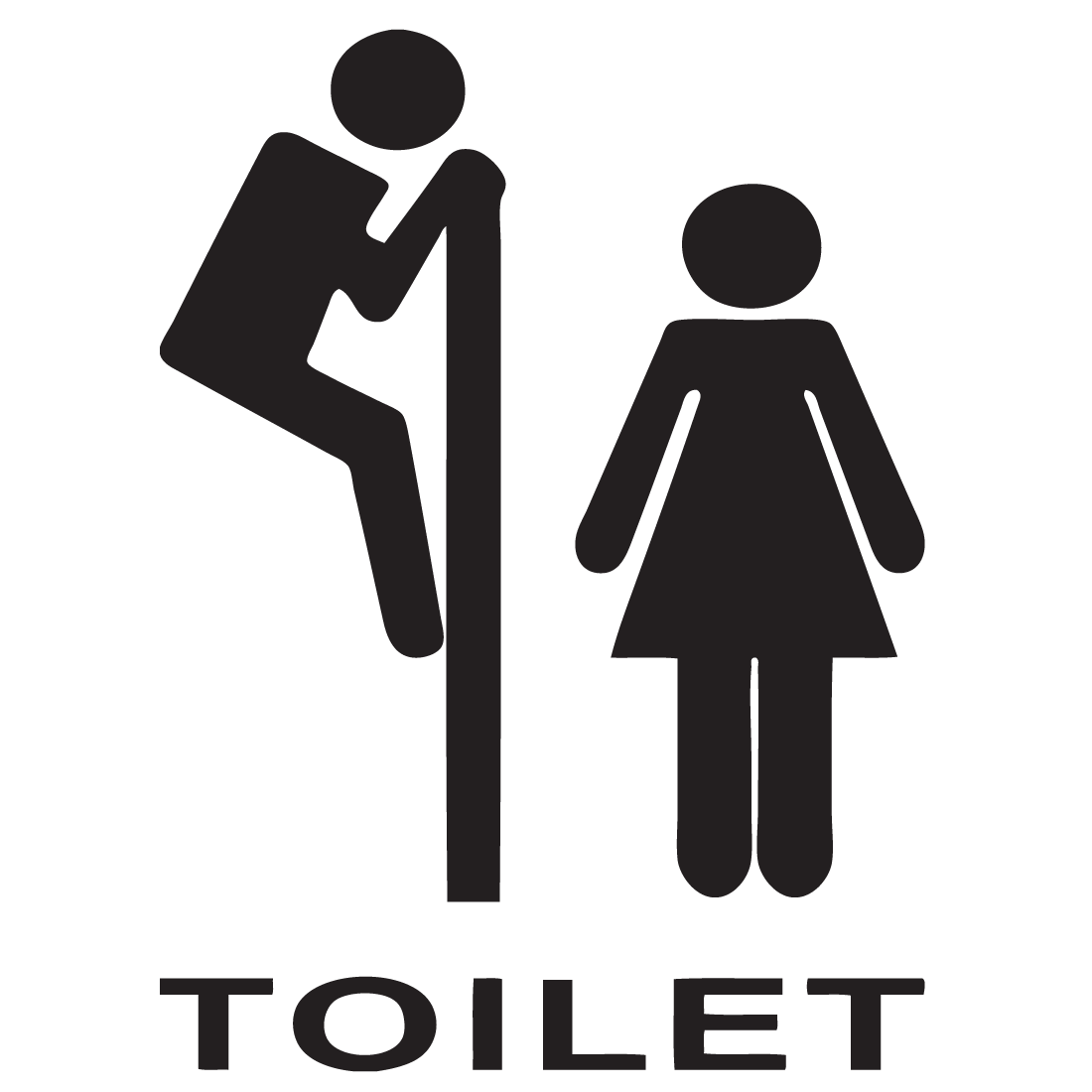 Vinilos para bares de bao buscar con google things to wear new bathroom sign biocorpaavc Choice Image