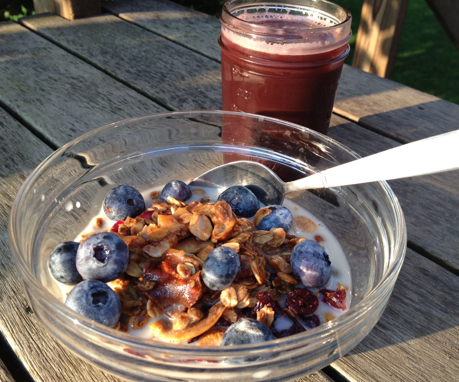 a magical breakfast | Dishing Up the Dirt