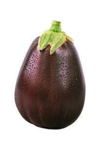 Look at the beautiful highlights and shades of aubergine.  The purple-brown color is a combination of both rich and earthbound.  My favorite color.