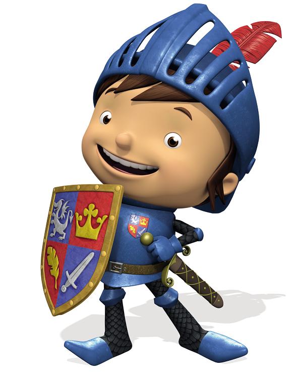 mike de ridder boeken www.looppoppen.nl | ridders - knight costume