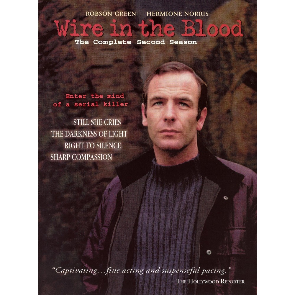 Wire in the Blood: The Complete Second Season (4 Discs) (dvd_video)
