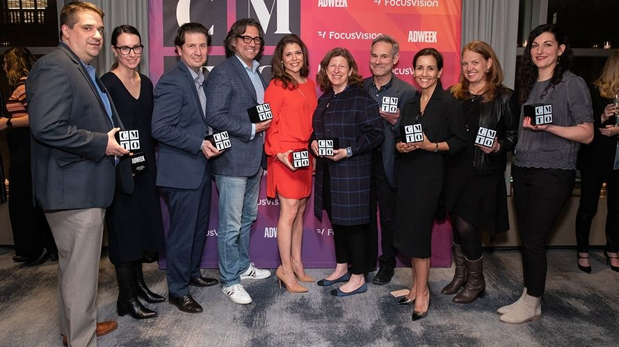 Adweeks cmto awards have fun the high adweek native