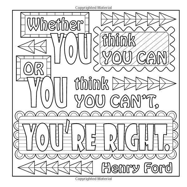 Amazon Com Inspirational Quotes Colouring Book Volume 3 9780993569630 Sharmel Quote Coloring Pages Coloring Pages Inspirational Cuss Words Coloring Book