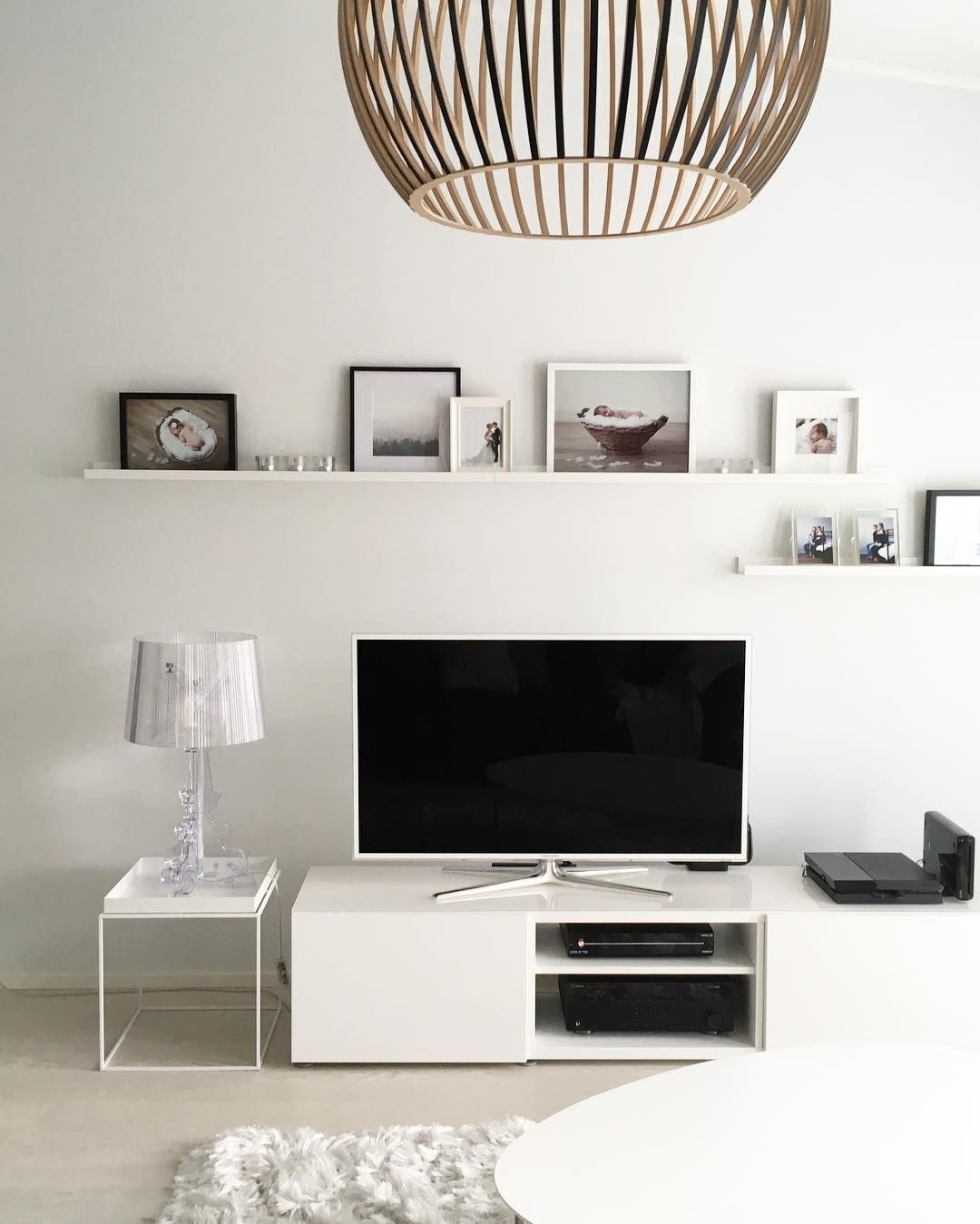 Ikea Besta Tv Stand Minimomlistic Dekoration Rund Um Den Fernseher Ikea Tv Tv Stander