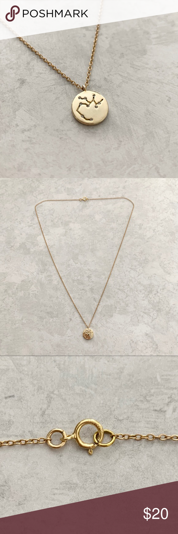 14k Gold Filled Sagittarius Zodiac Necklace Zodiac Necklaces Constellation Necklace Womens Jewelry Necklace