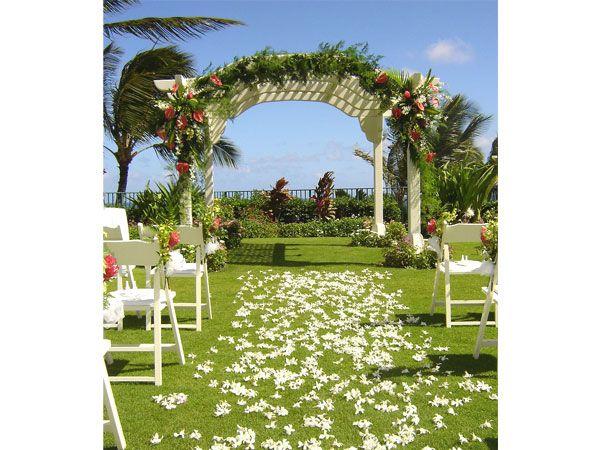 Boda civil al aire libre decoraci n de la boda - Decoracion ceremonia civil ...