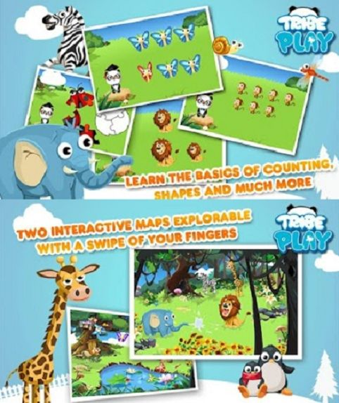 Adventures With Ciaran: My Top Android Apps For Toddlers
