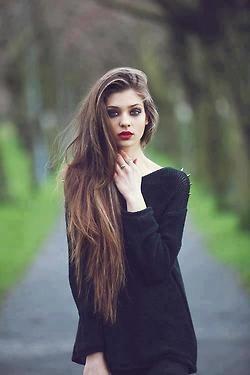 Tumblr Girl Brown Hair n2E3EsCmQ | n | Pinterest | Brown ...