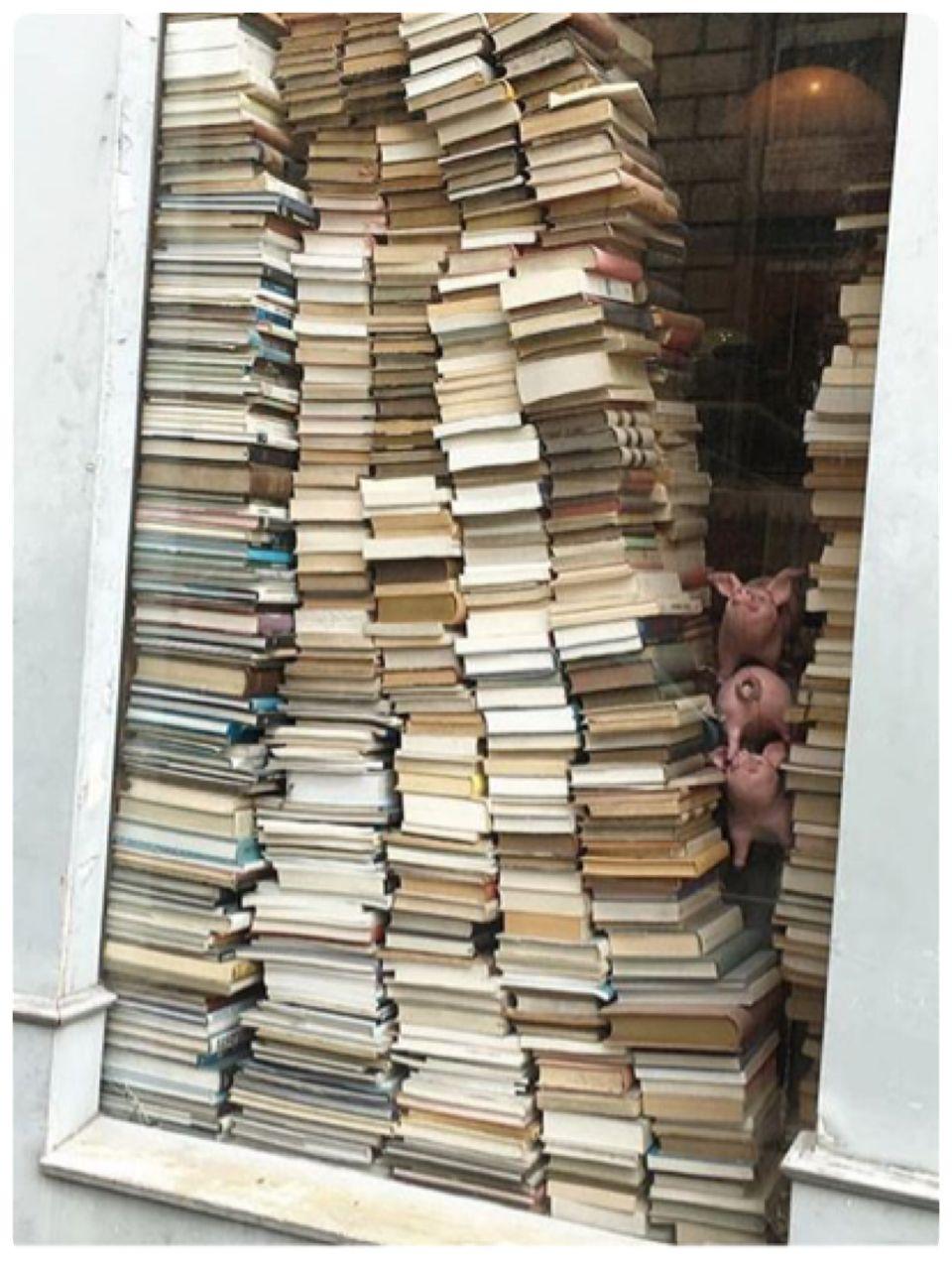 Livraria em Paris