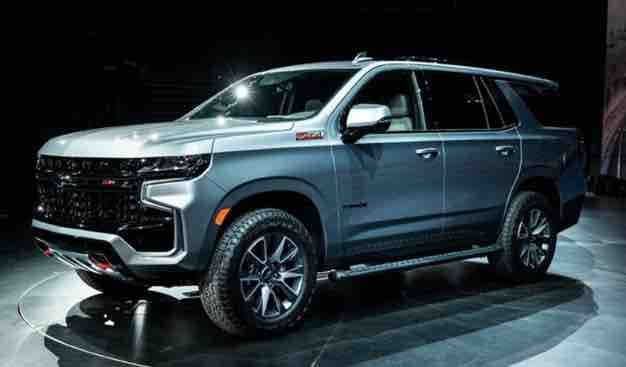 2021 Chevy Tahoe Redesign in 2020 | Chevy tahoe, Chevy ...