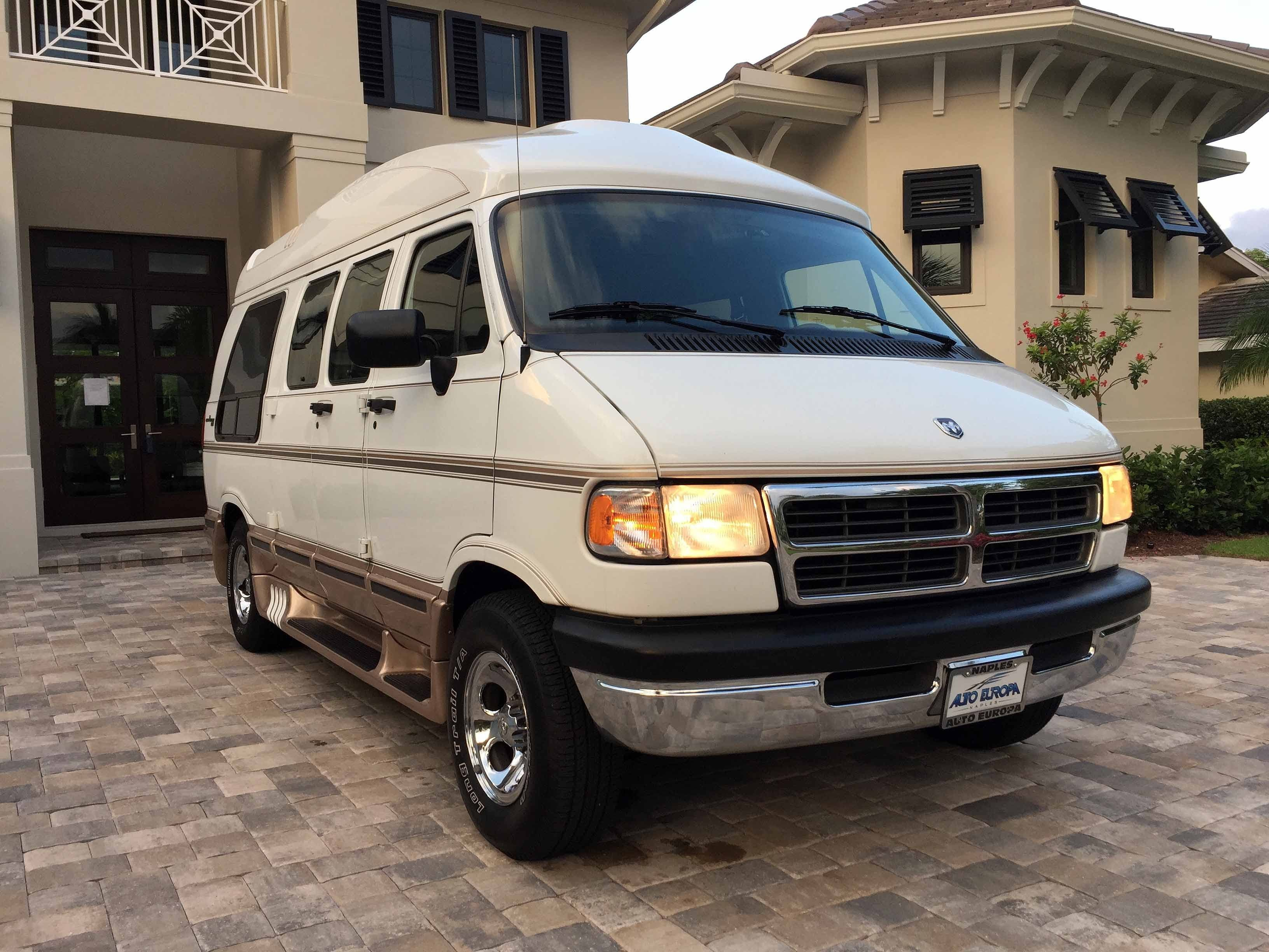 Latest dodge ram dodge ram chrystar premium conversion van for sale by auto europa naples mercedesexpert com 87509 santa fe nm aug 2018