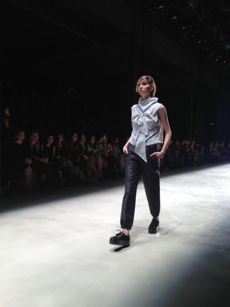 Ozlem Kaya İFW 2013 #MBFWIstanbul #MBFashionWeek #fashion #mbfwi #moda