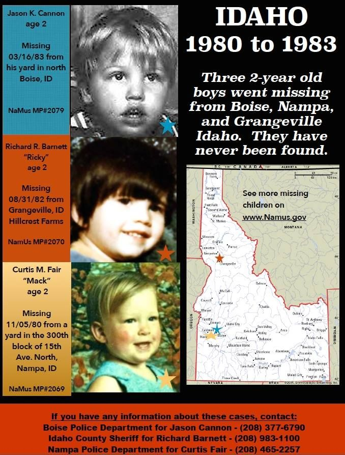 Suspected trafficking victims. | Missing 411 -What\'s Really Going On ...