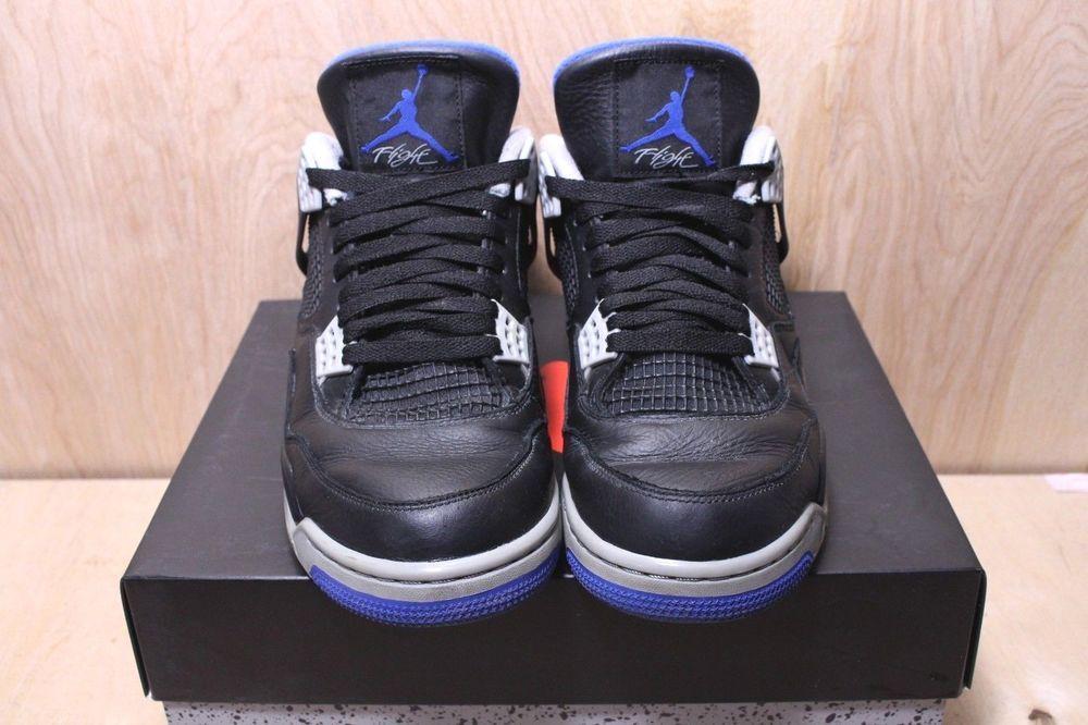 "ee4e6d3119297d Nike Air Jordan 4 Retro ""Alternate Motorsport"" Style   308497-006 Size 10.5   Nike  AthleticSneakers"