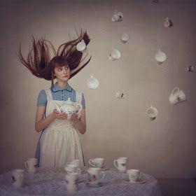 Somente um Doce Sorriso: Fotografias de Anka Zhuravleva