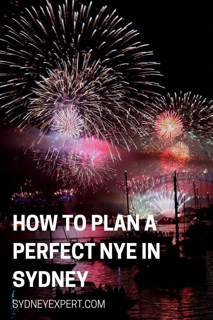 If you will be in Sydney for New Year's Eve then I suggest