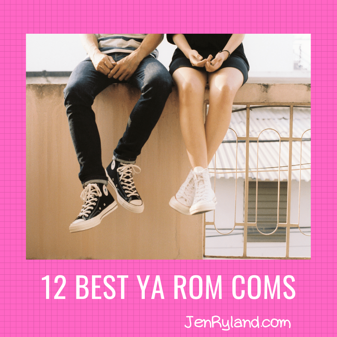 The 12 Best YA Rom Coms (With images) Thing 1 thing 2