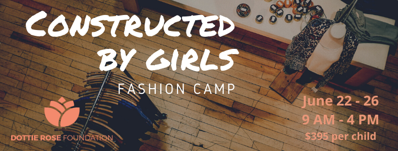 Students Will Discover How Fashion Design Technology And Engineering Intersect As They Learn Clo3d Designs Each Budding In 2020 Camp Style Fashion Line Girl Fashion