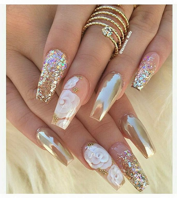 36 Best Acrylic Nail Art Design Ideas Bring Your Style