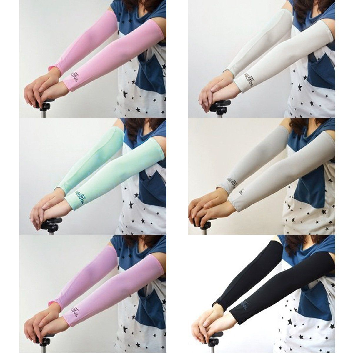 Golf Glove Betyline Uv Protection Cooling Arm Sleeves For Men