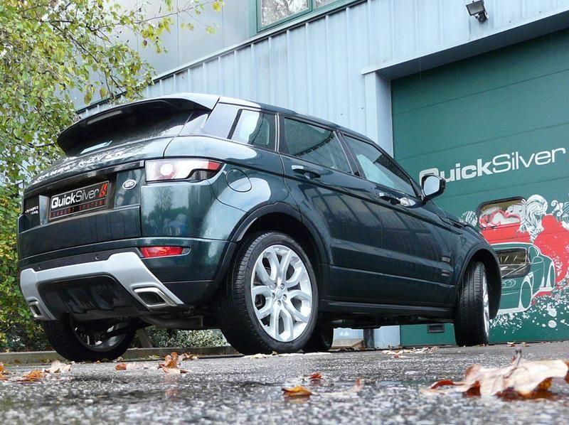 Range Rover Evoque Si4 Petrol Sport System (2011 on